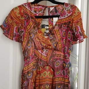 NWT Anthropologie Akemi + Kin Dress
